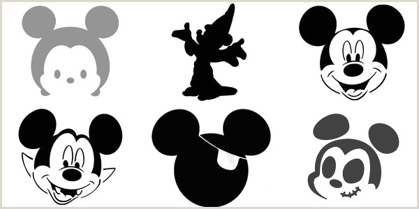 HALLOWEEN 200 Printable Disney Pumpkin Stencils 2019