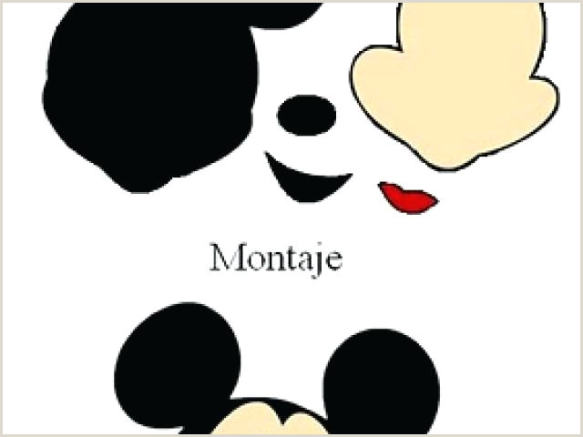 mickey face template – claff