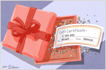 Free Gift Certificate Templates You Can Customize