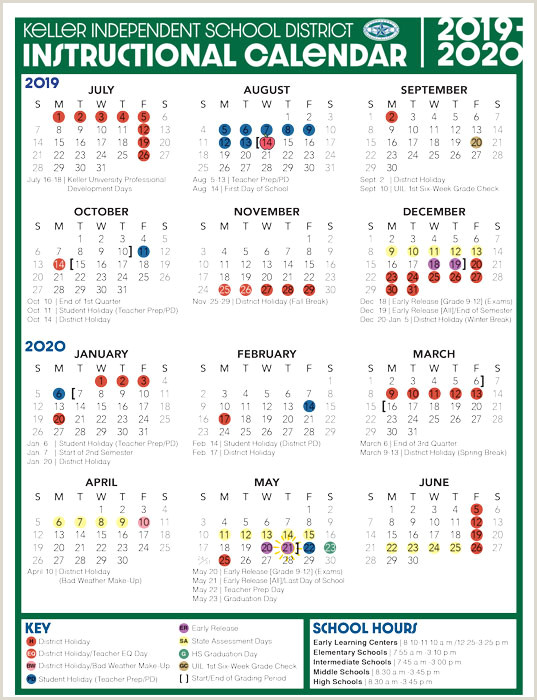 Middle School Planner Printable Board Approves 2019 20 Instructional Calendar