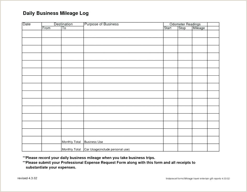Mileage Log Excel Business Mileage Log Sheet Logbook Rs Template Motor