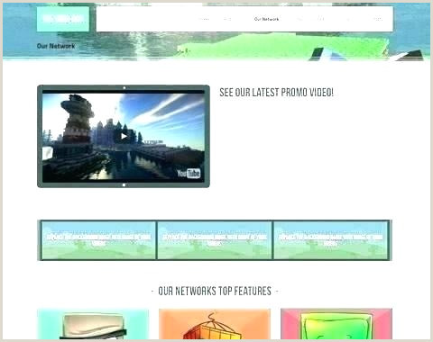 Minecraft Website Templates Website Template Market Marketing themes Templates Free