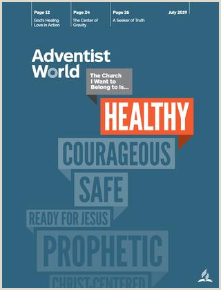 Missionary Welcome Home Banners Adventist World English July 2019 by Adventist World