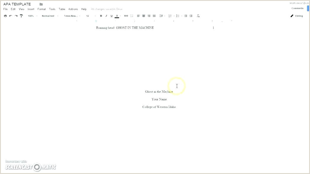 Format Front Page Mla Title Template Cover Google Docs