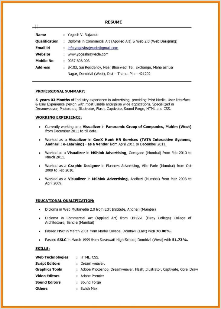 Best Mobile Architect Resume