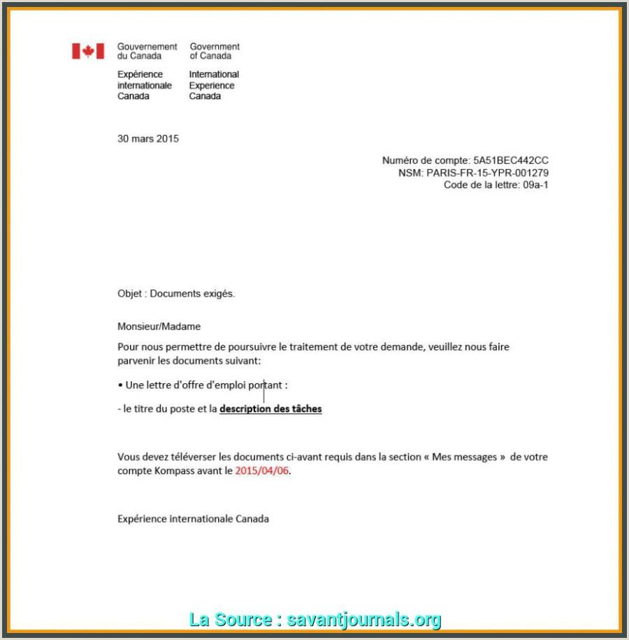 Modele De Cv Canadien Pdf Idéal Présentation Lettre De Motivation Licence 65 Exemple