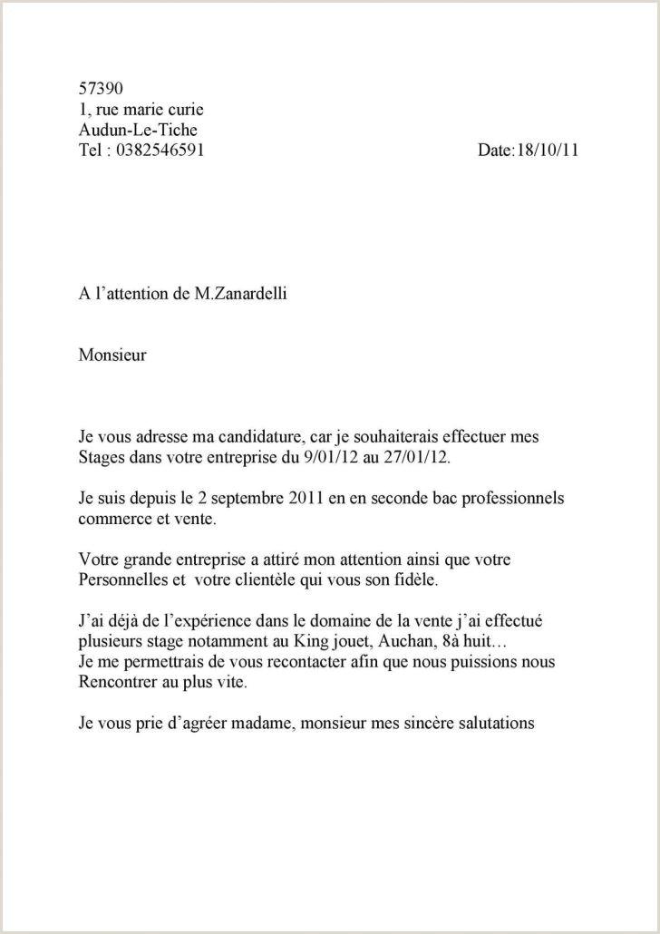 Modele De Cv Hotesse Daccueil Standardiste Lettre Abandon De Poste