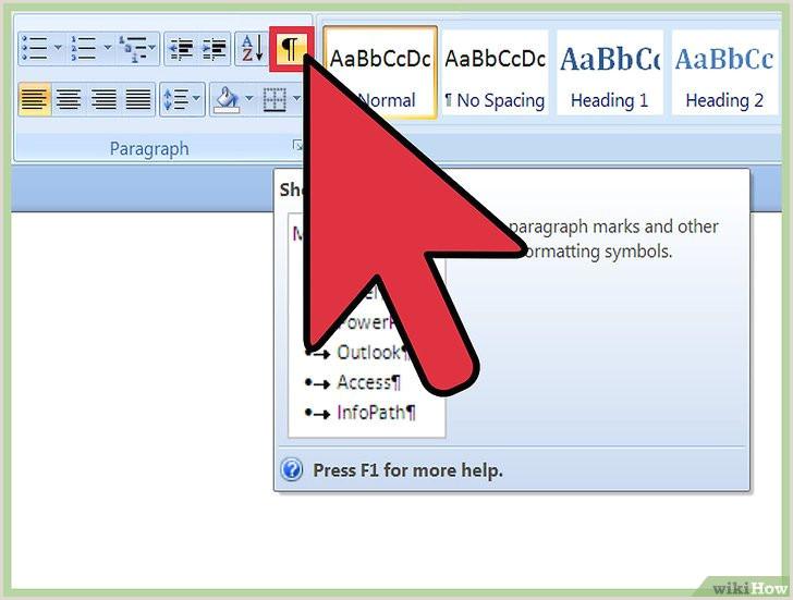 C³mo eliminar una página en blanco de Word 16 pasos