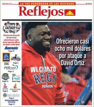 Reflejos – June 14 2019 Reflejos Bilingual Newspaper
