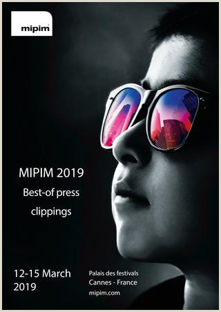 Best of clippings MIPIM 2019 by Press books MIPIM & MAPIC