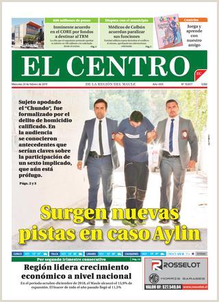 diario 20 02 2019 by Diario El Centro S A issuu