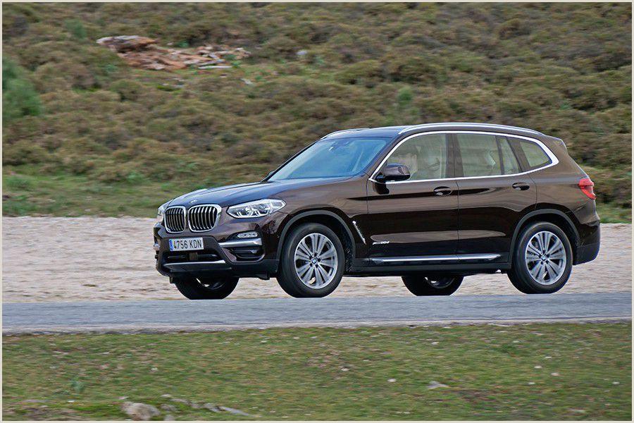 Prueba del nuevo BMW X3 2 0d Xdrive 2018