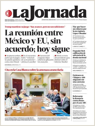 La Jornada 06 06 2019 by La Jornada issuu