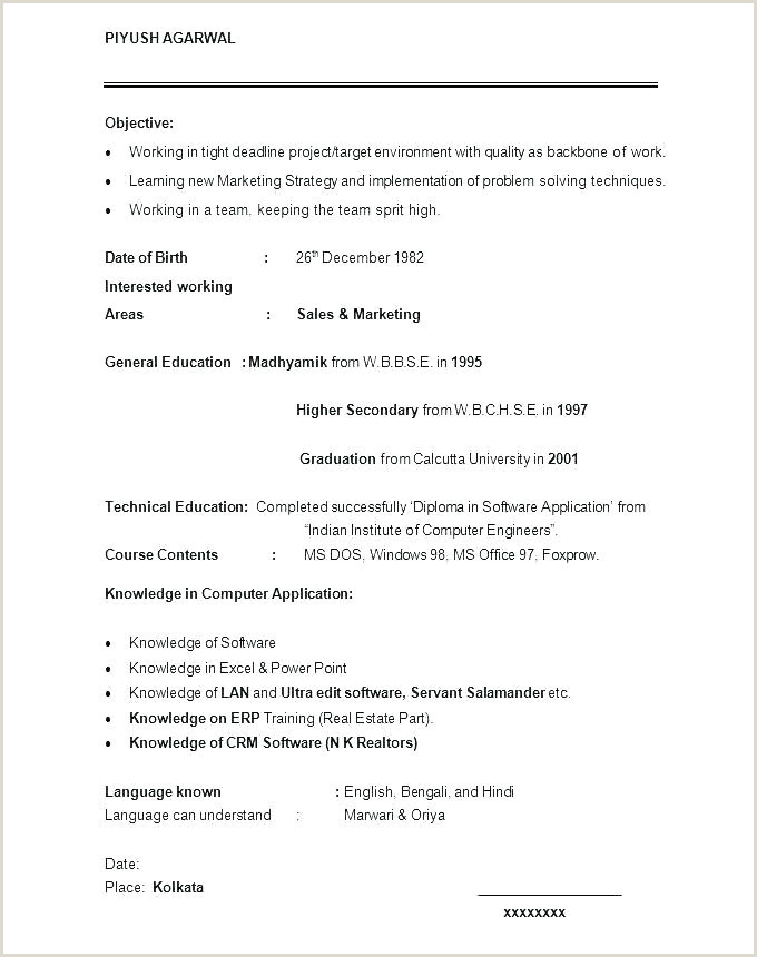 Modern Cv Example Uk English Cv Template Word