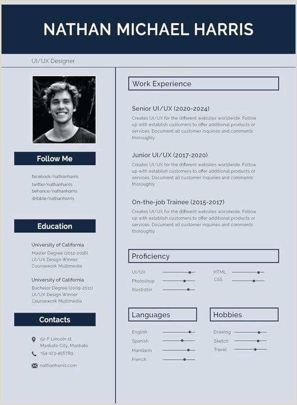 Cv Template Doc Resume Templates Free Dot Org German Download