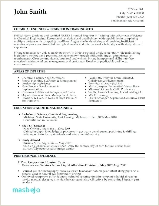 Modern Cv format for Civil Engineer Eit On Resume – Blogue