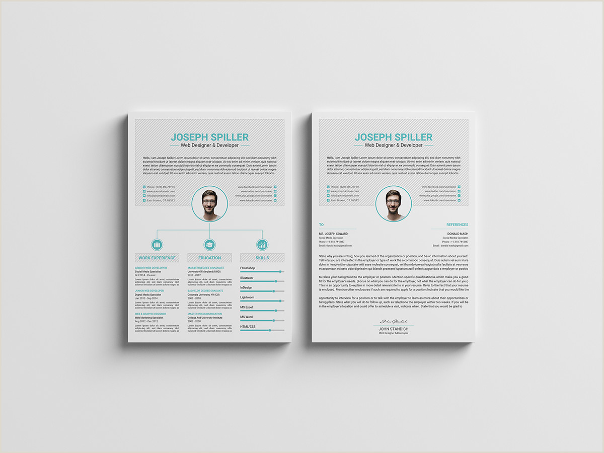 Modern Cv format In Bangladesh Resume Cv Template On Pantone Canvas Gallery