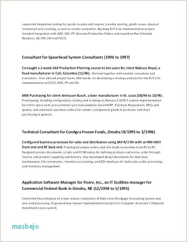 Modern Cv format Samples Model Word Best Resume Template Resume Template Rock Your