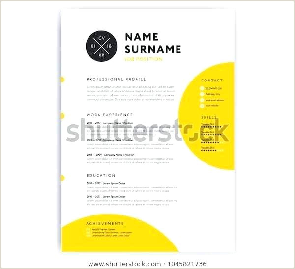 Modern Resume Templates Examples Free Download Curriculum