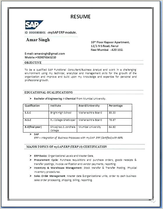 resume format pdf free – paknts