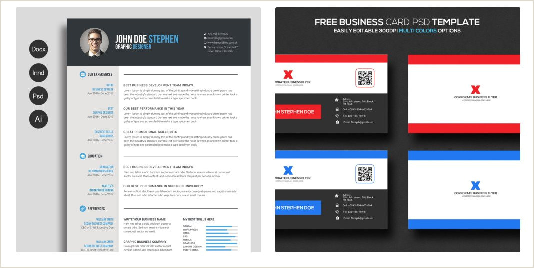 Business Resume Examples 2016 New Modern Resume Template