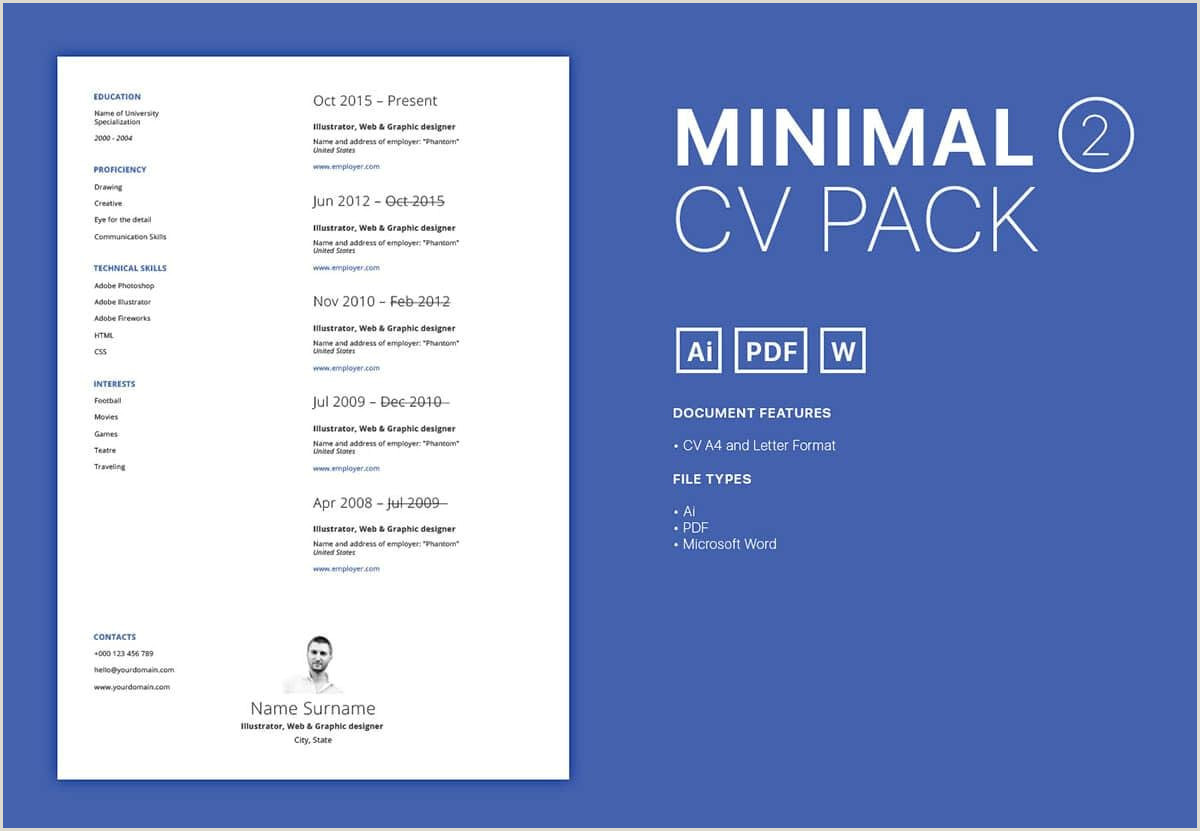 Most Modern Cv format 17 Free Resume Templates Downloadable