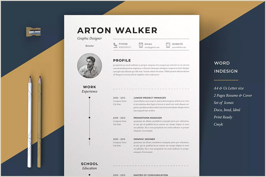 19 Best Web & Graphic Designer Resume Templates for 2019
