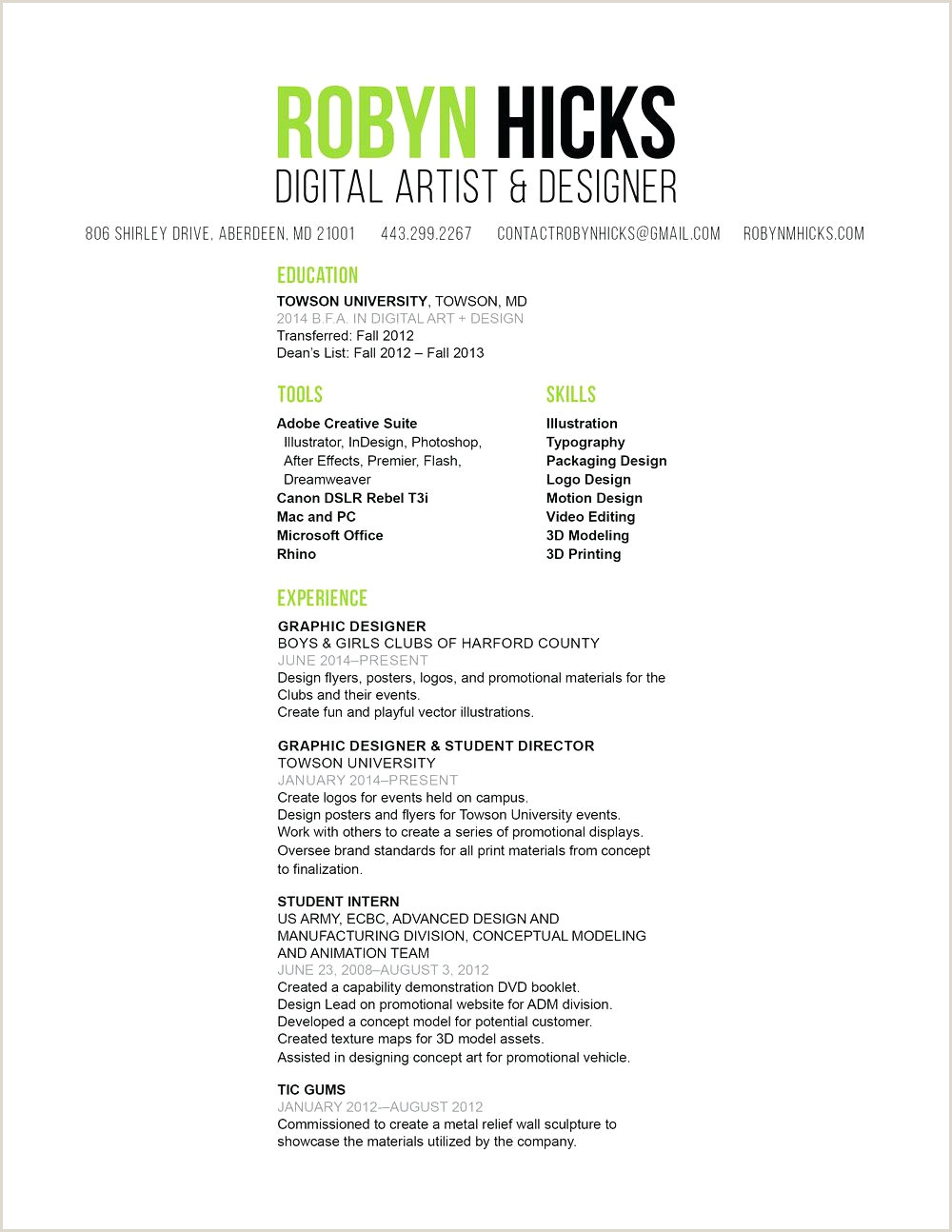 Motion Graphic Designer Resume Sample 43 Simple Cv Digital Xenakisworld