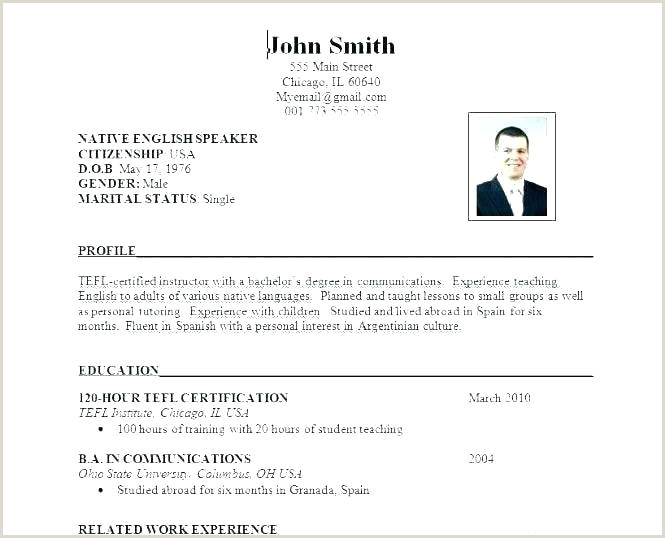 business biography template