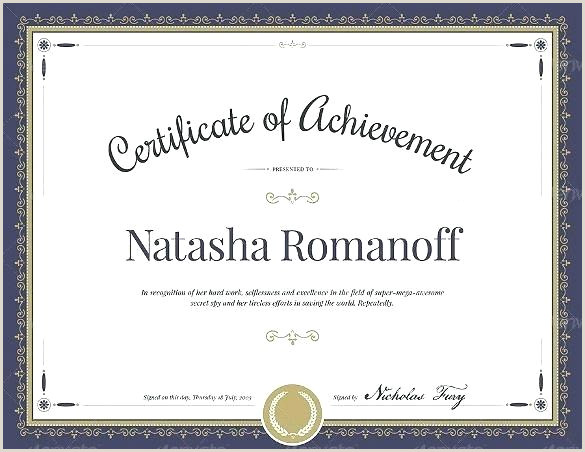 Musical Certificate Templates Music Award Template
