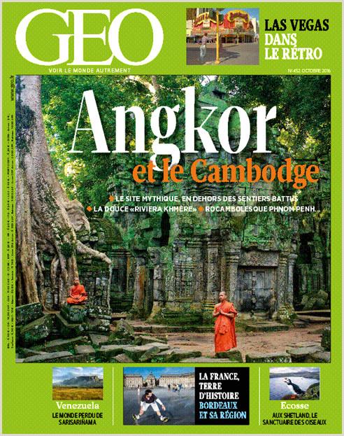 National Geographic Magazine Template Achat Geo N°488 25 Sept 2019 Version Numérique Et Papier