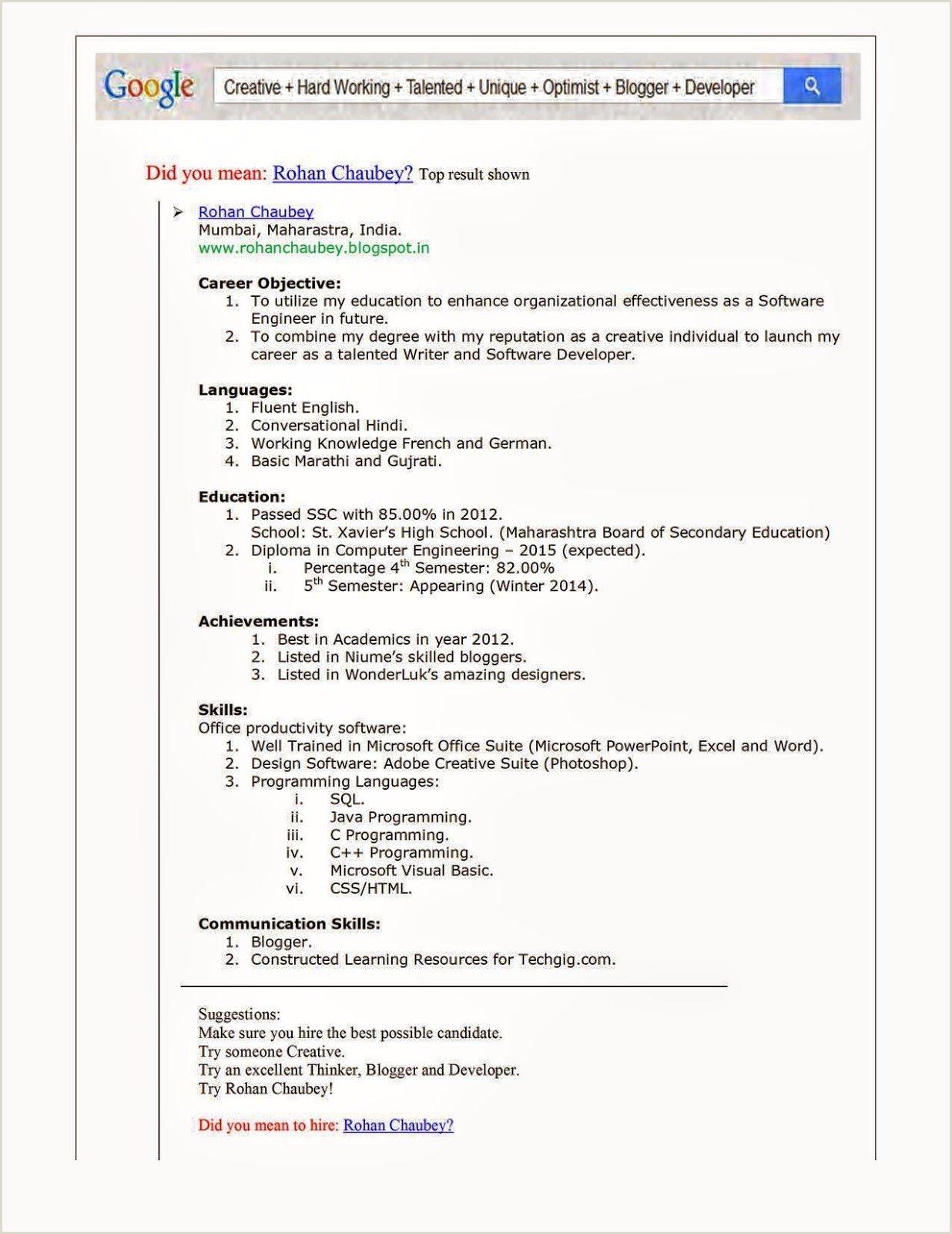 Application Creator Beau Resume Creator App From Unique Best