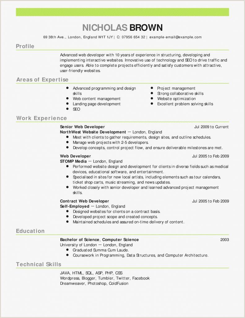 Resume Builder for WordPress – Salumguilher