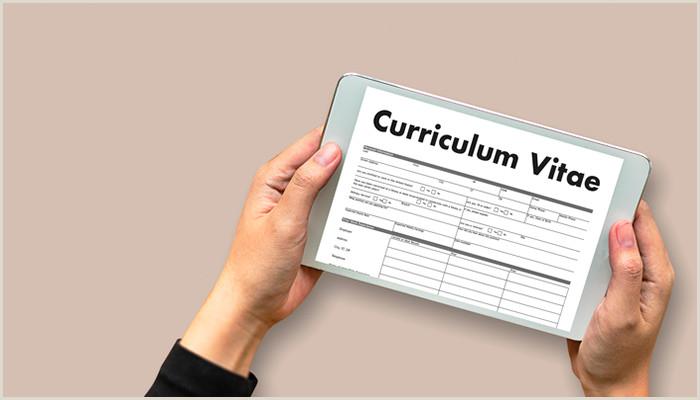 Necesito Un Curriculum Vitae Para Rellenar Gua】¿c³mo Hacer Un Curriculum Vitae ➤ Plantillas Para Cv