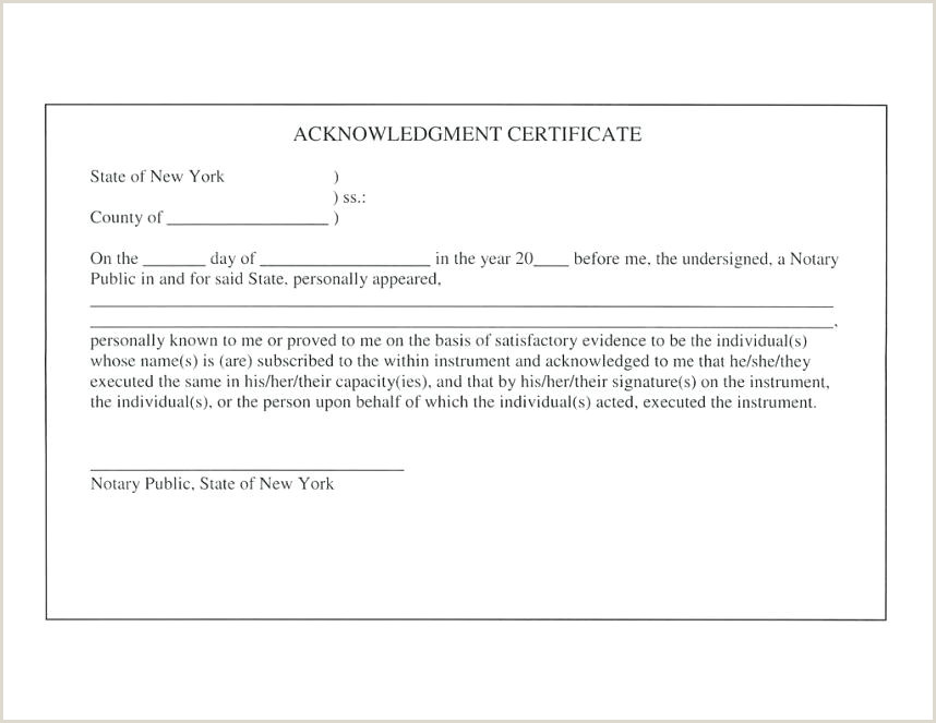 Notary Sworn Statement Notarized Letter Sample – Onourway