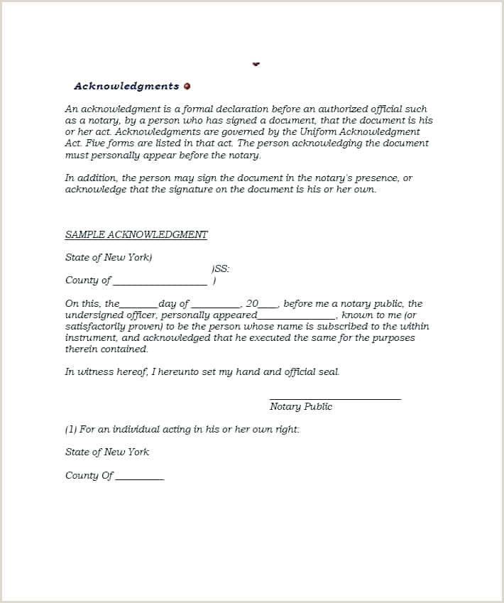 Professional Notarized Letter Templates Template Lab Sample