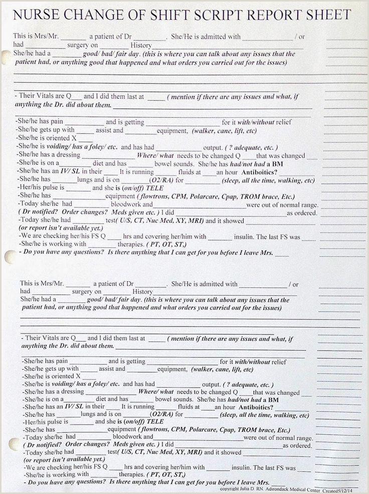 Nursing Sbar Example Resume Notes Elegant Power Words Resume Go Resume 0d