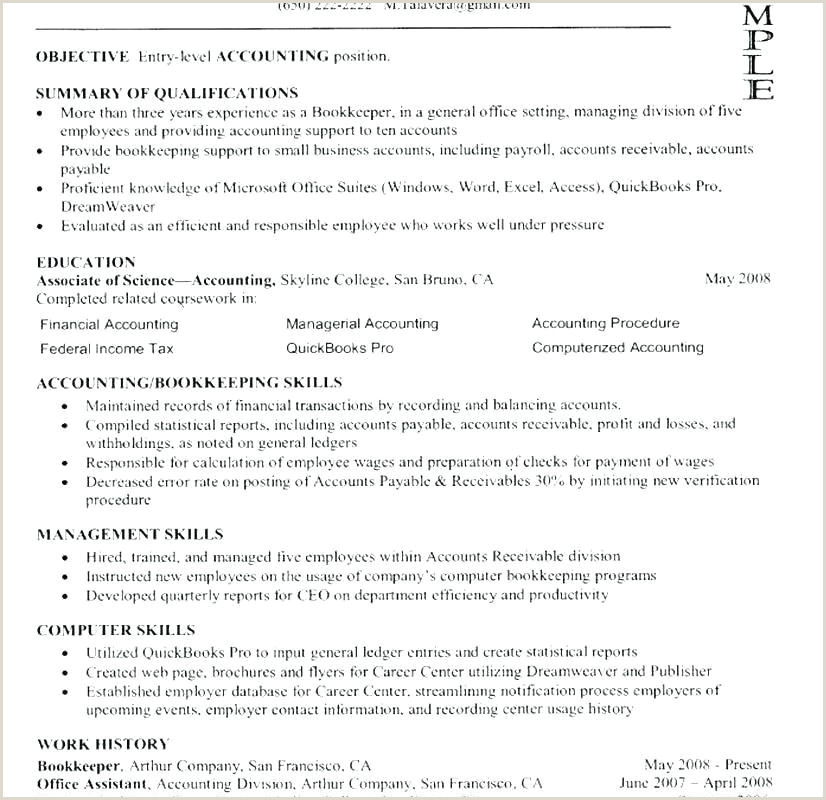 Staff Tax Accountant Resume Sample Accountant Resumes