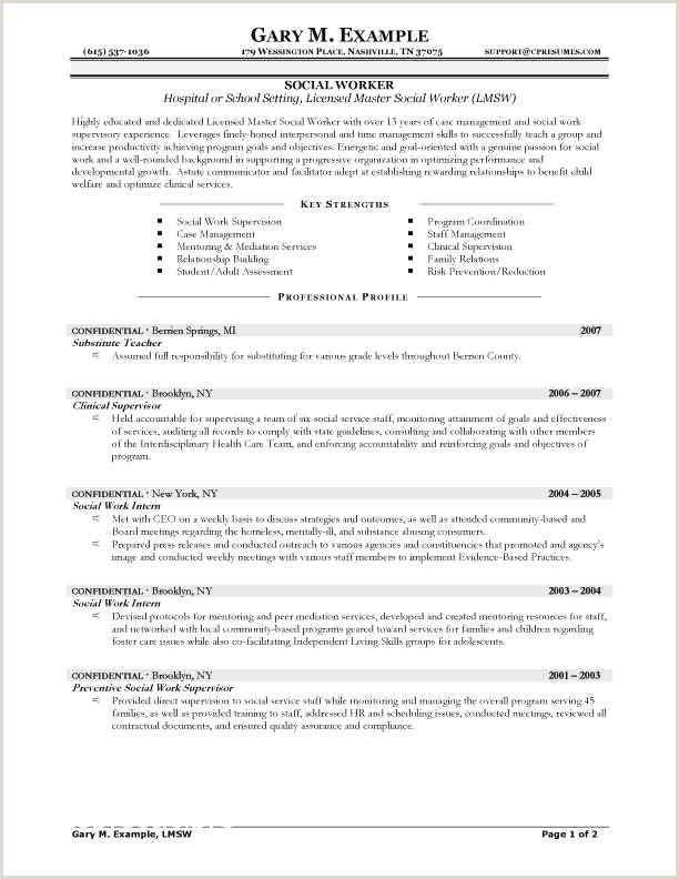 Resume Objective for Internship