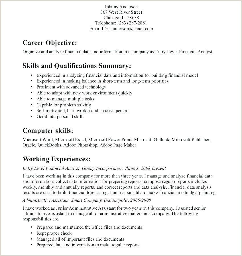 Objective In Resume for Teacher Examples Good Objectives Resumes for Marketing