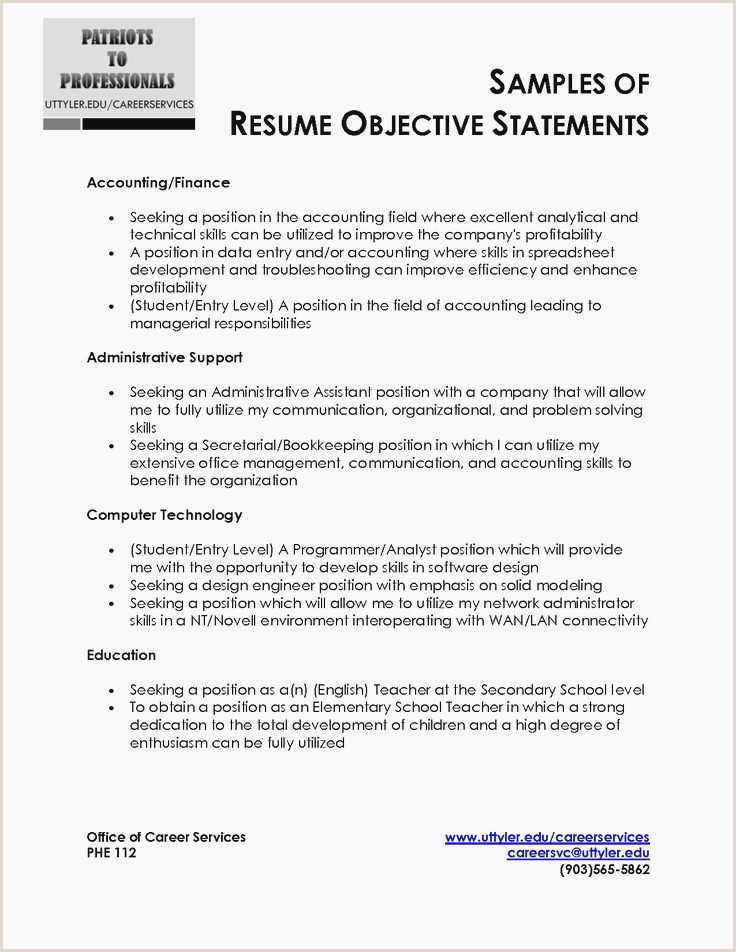 About Me Resume Examples Best Executive assistant Resume