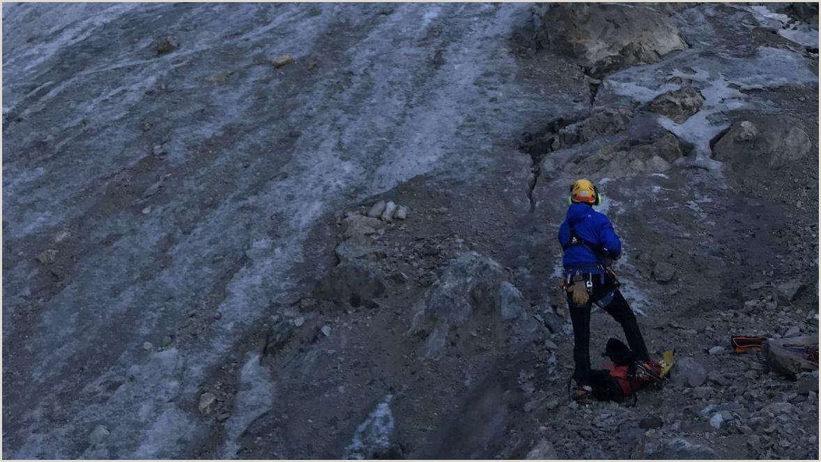 Gard 43 ans apr¨s un glacier en Is¨re rend le corps d