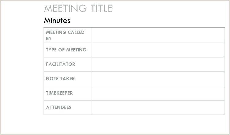 Onenote Meeting Minutes Template Template for Taking Notes Board Meeting Minutes Australia