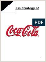 Coca Cola Organizational Theory Coca Cola