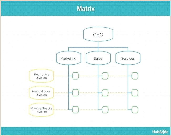 Org Charts Matrix Blog Divisional Organizational Chart Type