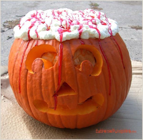 16 Clever Pumpkin Carving Ideas pumpkins halloween art