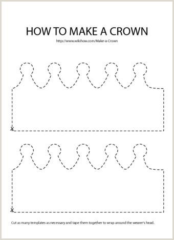 12 Step by Step Videos How to Make a Crown