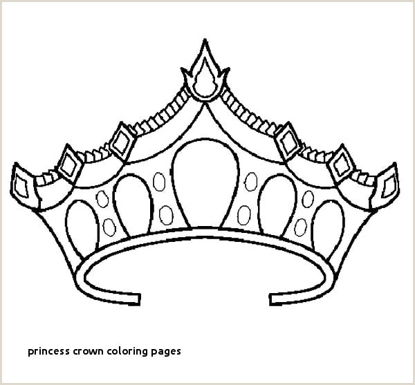 Disney Princess Crown Coloring Pages Unique Princess Crown