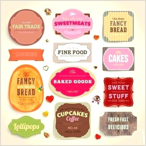 Oval Label Template Luxury Free Cake Label Template Download Sample Labels