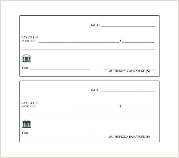 big check template free